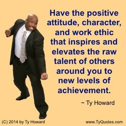 Have the positive 
