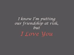 J know I'm putting 