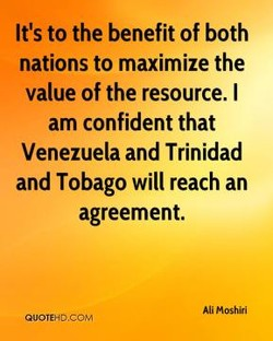 It's to the benefit of both 