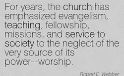 For years, the church has 