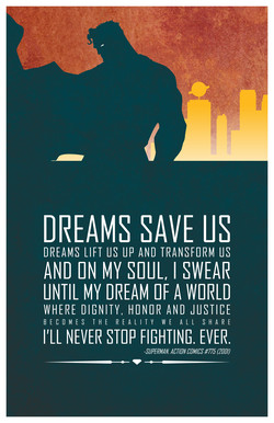 DREAMS SAVE US 