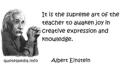 It is the supreme art OF the 