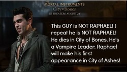 MORTAL INSTR ENTS 