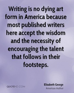 Writing is no dying art 