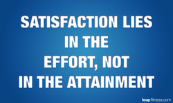 SATISFACTION LIES 