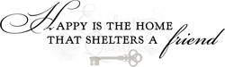 APPY IS THE HOME 
