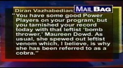 MAILBAG 