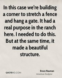 In this case we're building 