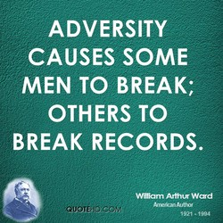 ADVERSITY 