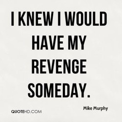 I KNEW I WOULD 