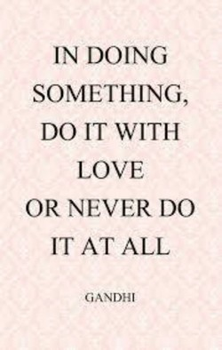 IN DOING 