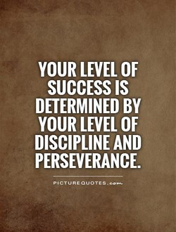 YOUR LEVEL OF 