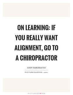 0N LEARNING: IF 