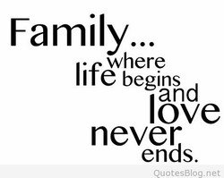 Family... 