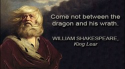 Come not between the 