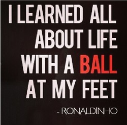 I LEARNED ALL 