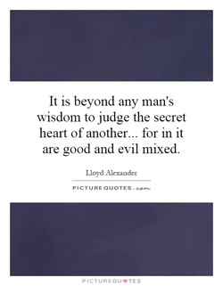 It is beyond any man's