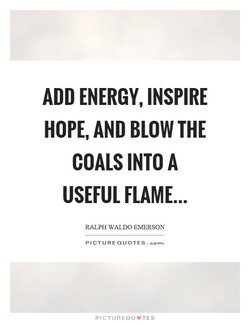 ADD ENERGY, INSPIRE 