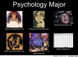 Psychology Major 