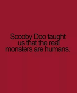 Scooby Doo tauaht 