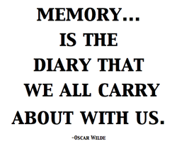 MEMORY... 