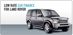 LOW RATE CAR FINANCE 