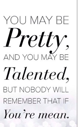 YOU MAY BE 