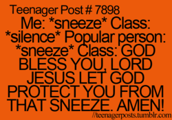 Teenager Post # 7898 