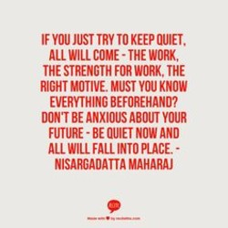 IFYOUJUSTTRYTOKEEPOUIET, 
