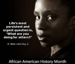 Life's most 