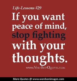 Life-Lessons #29 