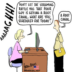 DON'T LET SCREAMING 
