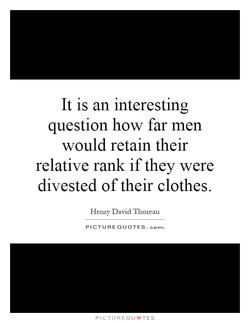 It is an interesting 