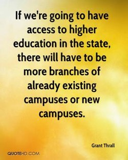 If we're going to have 