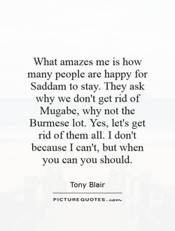 What amazes me is how 