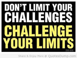 DON'T LIMIT YOUR 