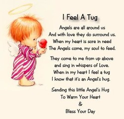 I Feel A Tug 