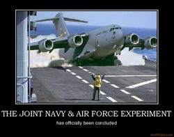 THE JOINT NAVY & AIR FORCE EXPERIMENT 