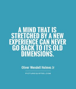 A MIND THAT IS 