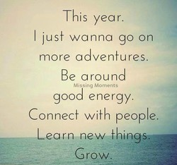 This year. 