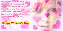 This world is a better place 