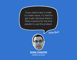If you need scale in order 