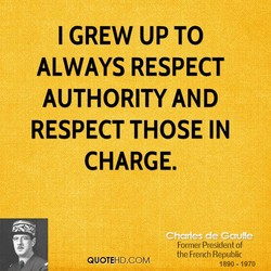 I GREW UP TO 