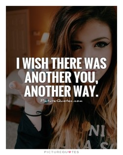 I WISH THERE WAS 