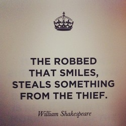THE ROBBED 