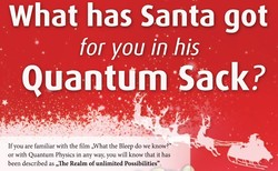 What has Santa got 