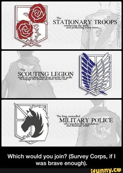 STATIONARY TROOPS 