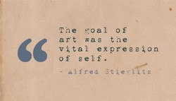 The goal of 