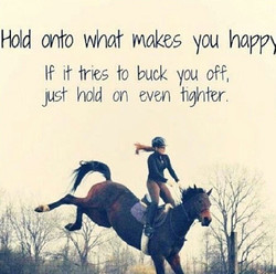 Hold onto what makes you ham 