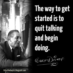 The way to get 